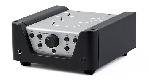 Wyred 4 Sound mPRE Pre-Amplifier with Built-in DAC
