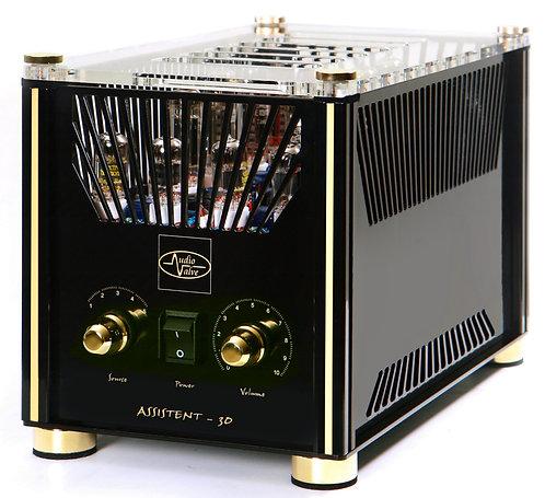 AudioValve Assistent 30 Integrated Amplifier