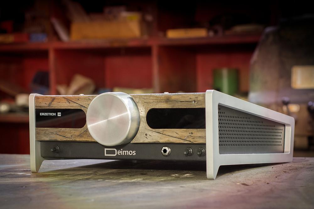 Erzetich Updated Deimos Class-A Dual Mono Headphone amplifier