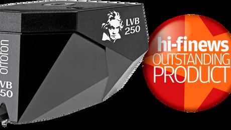 Ortofon's 2M Black LVB 250 edition wins HiFi News award