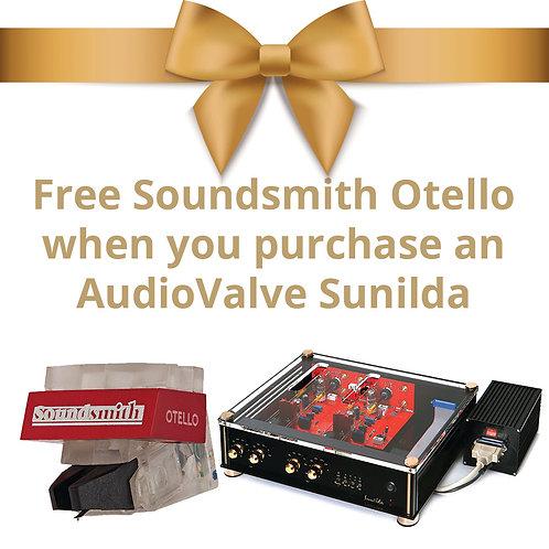 AudioValve Sunilda Phono Pre-Amplifier