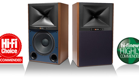 JBL 4349 Studio Monitor scoops 2 Awards