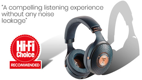 Focal Celestee headphones earn Hi-Fi Choice Award