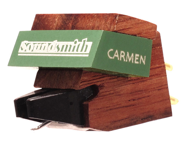Soundsmith Carmen MKII