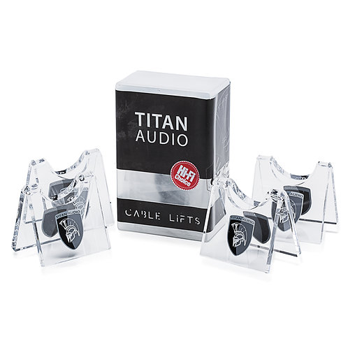 Titan Audio Cable Lifts - 4 Pieces