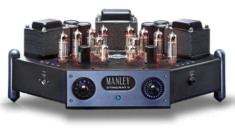 Terry Ellis takes a dip with Manley's quirky, long-lived Stingray II…
