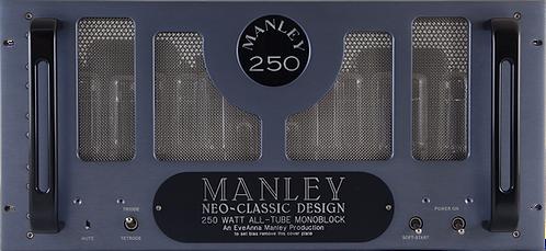 Manley NEO-CLASSIC 250 Monoblock Power Amplifier