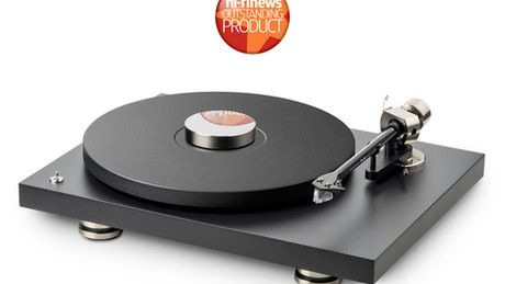 Pro-Ject's new Debut PRO wins Outstanding Product award