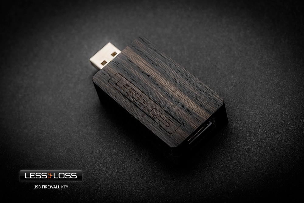 LessLoss Firewall USB Key