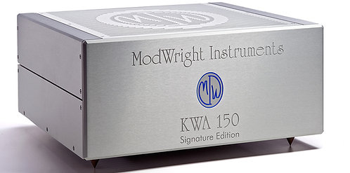 ModWright KWA 150 'Signature Edition' Solid State Power Amplifier