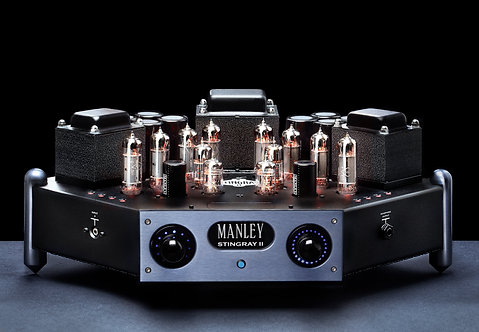 Manley STINGRAY® II  Stereo Integrated Amplifier