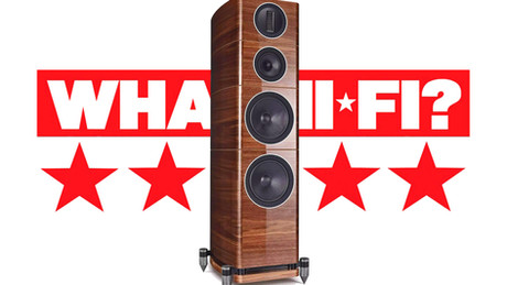 Wharfedale ELYSIAN speakers score 5 star What Hi-Fi? review