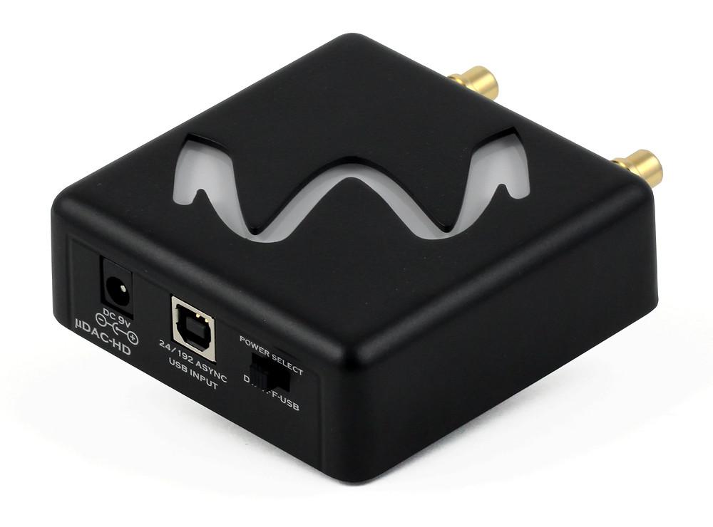 Wyred 4 Sound µDAC-HD