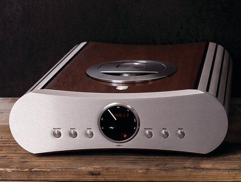 Gato Audio CDD-1 Anniversary Edition High End DAC and CD Player