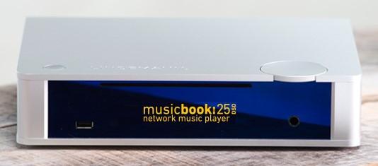 Lindemann musicbook:25 DSD