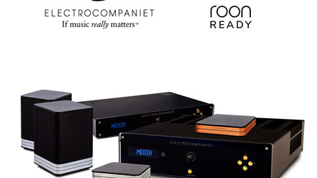 Eight Electrocompaniet products receive Roon Ready Certification…