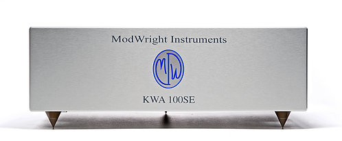 ModWright KWA 100SE Solid State Power Amplifier
