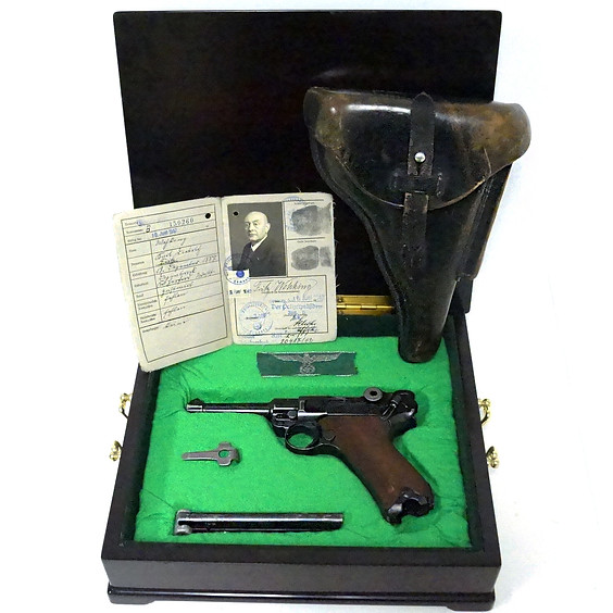 Collectible Firearm & Military Online Auction (1)