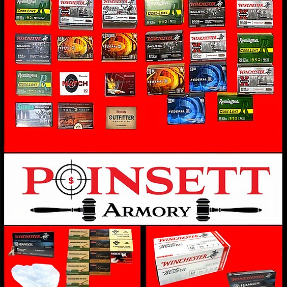 Absolute QUALITY Ammunition Online Timed Auction