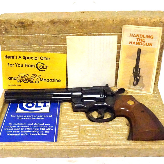 Collectible Firearm and Accessories Online Auction