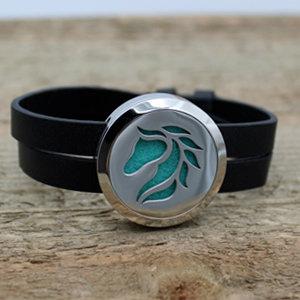 Horse Head Diffuser Bracelet
