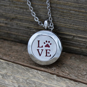 Love Diffuser Locket