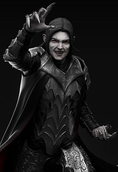 Dracula Vampire King Exclusive