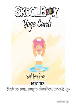 Yoga Card 14- Ballerina FINAL