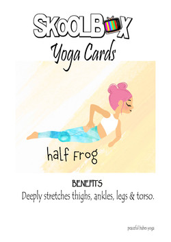 Yoga Card 48- half frog FINAL