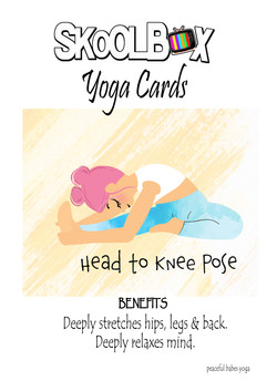 Yoga Card 41- head to knee FINAL