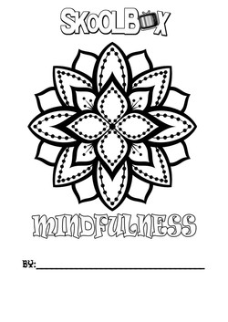 SkoolBox Mindfulness Colouring 3