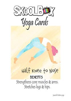 Yoga Card 49- knee to nose FINAL
