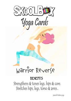 Yoga Card 42- warrior reverse FINAL