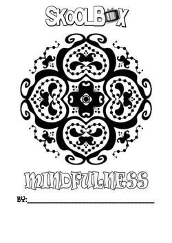 SkoolBox Mindfulness Colouring 4