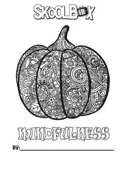 SkoolBox Mindfulness Colouring 13