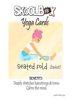 Yoga Card 17- seated fold FINAL
