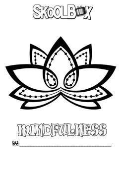 SkoolBox Mindfulness Colouring 7
