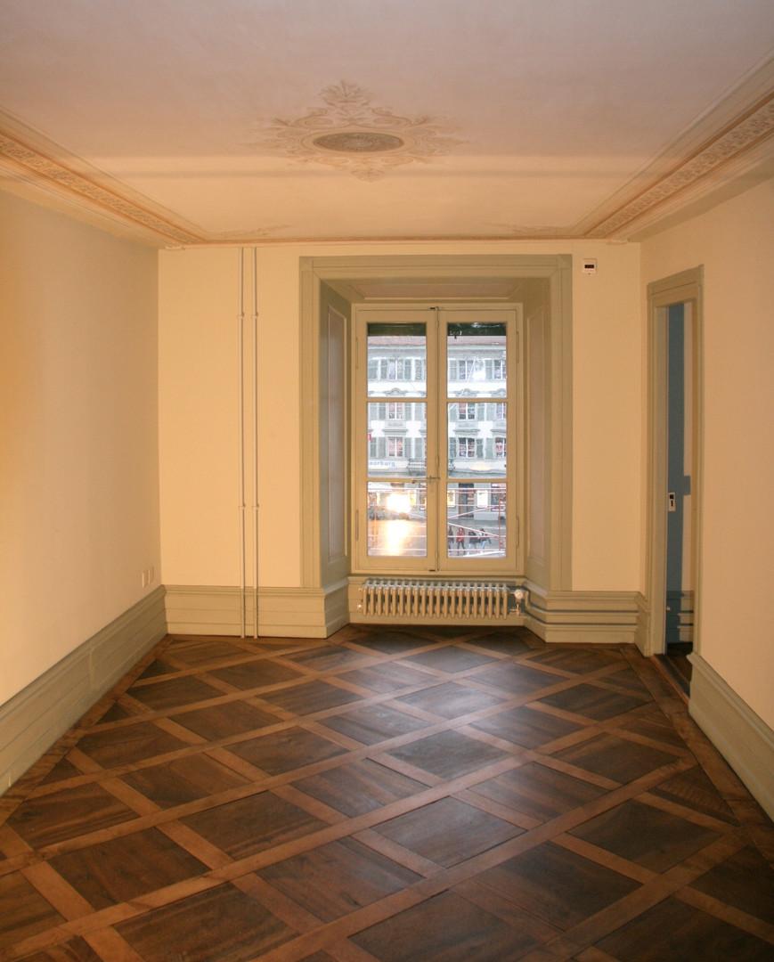 Arbeiten in historischen Räumen