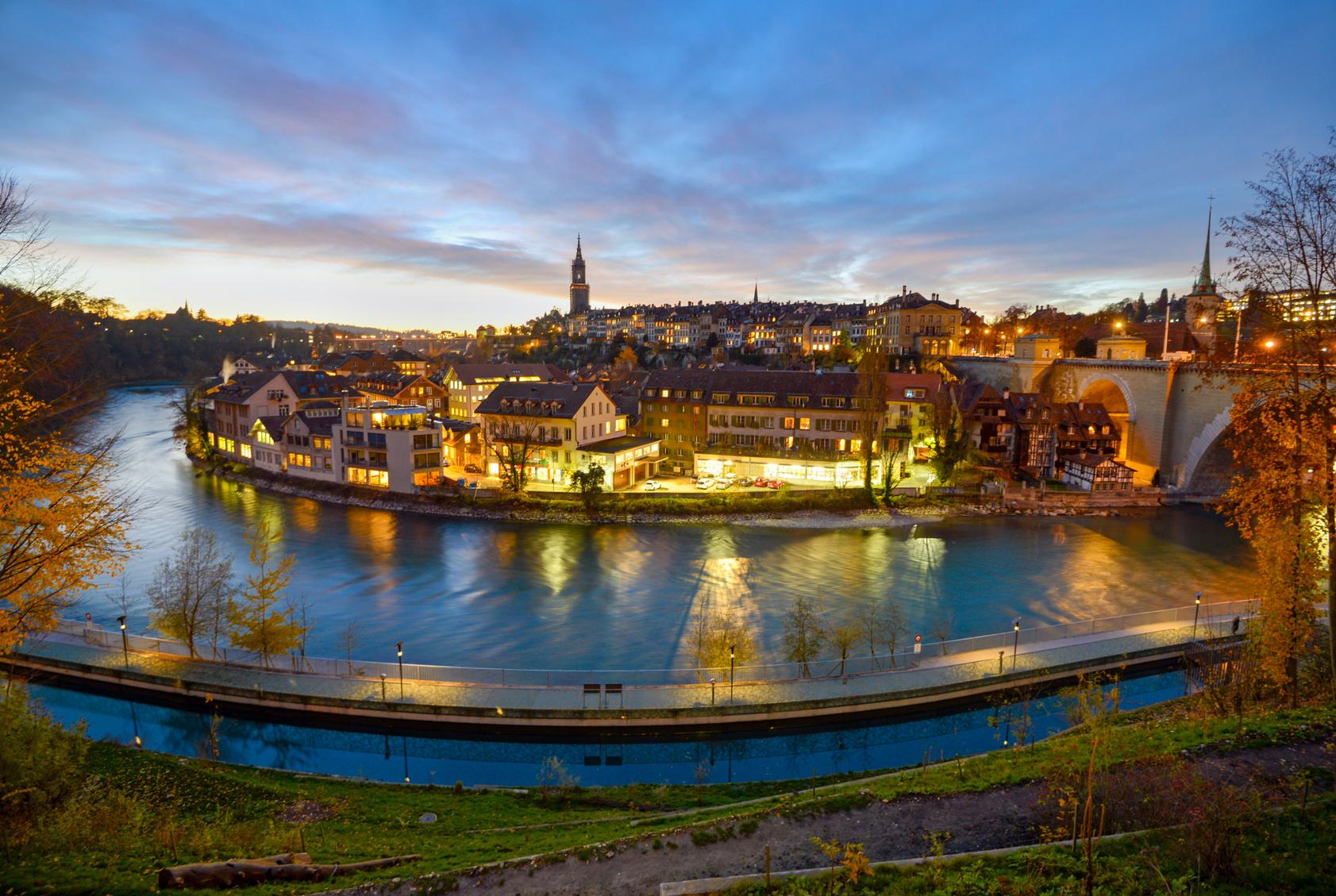Wohnen & leben in der Stadt Bern