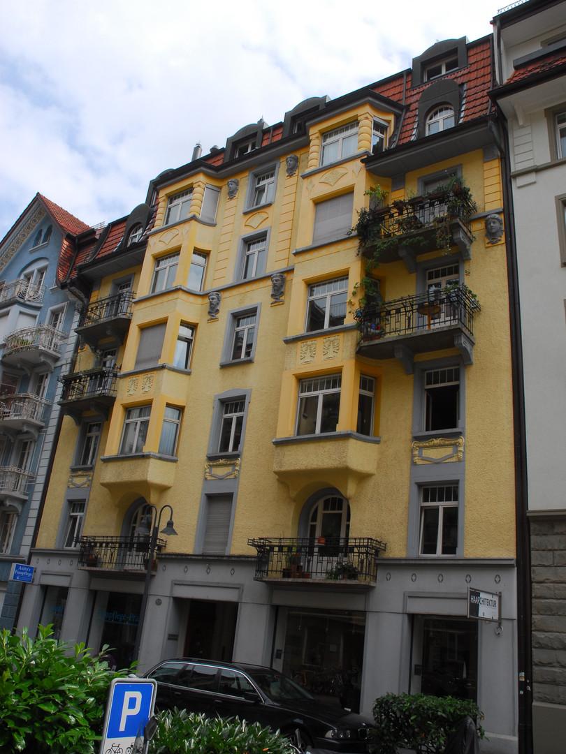 Baumanagement in Luzern