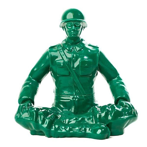 HUGE - Meditation Yoga Joe by Humango Inc.