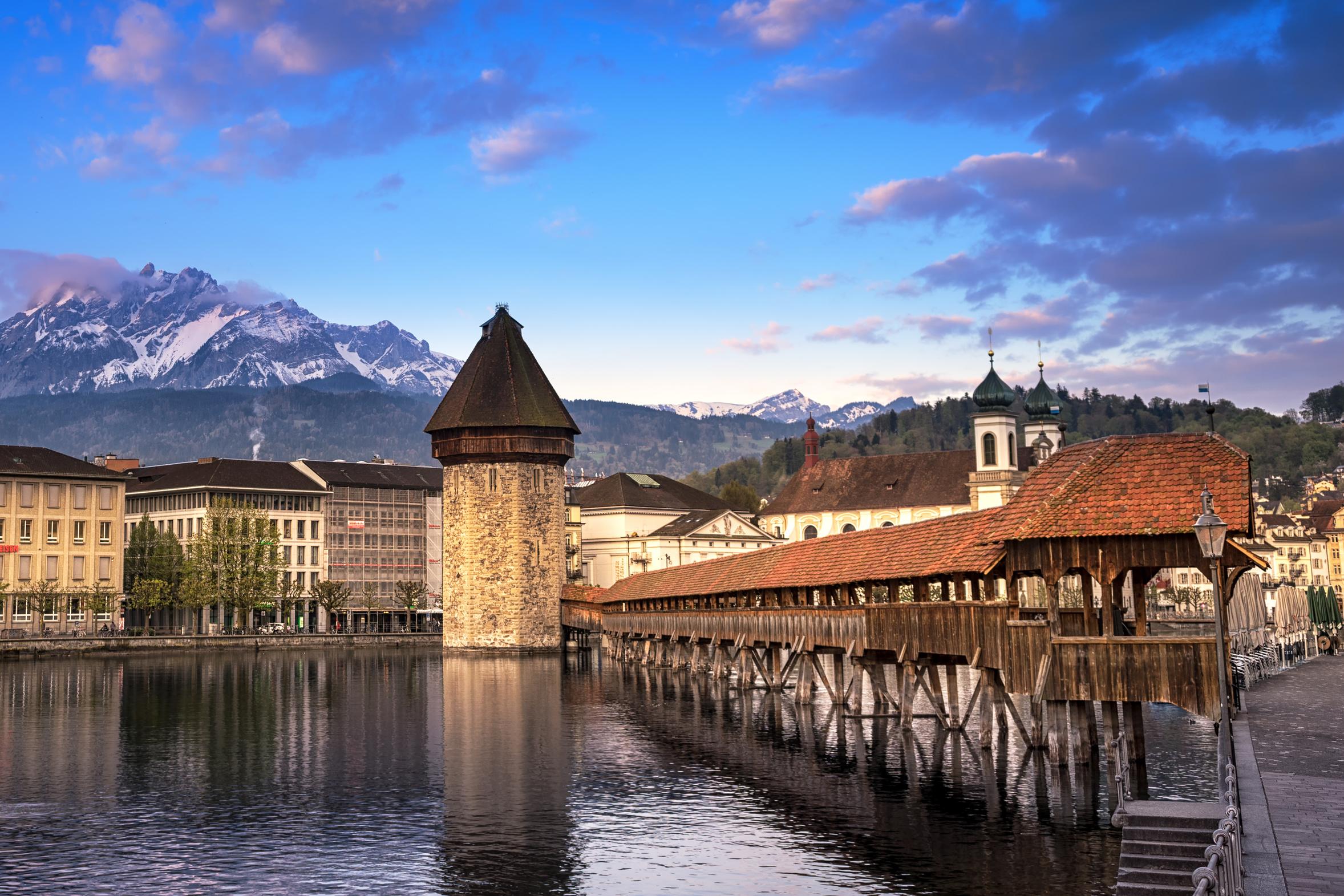 Wir sind auch in Luzern für Sie da