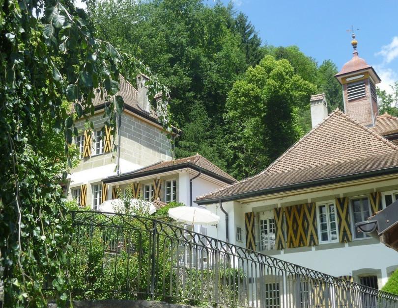 Vermarktung Schlossanlage Schweiz