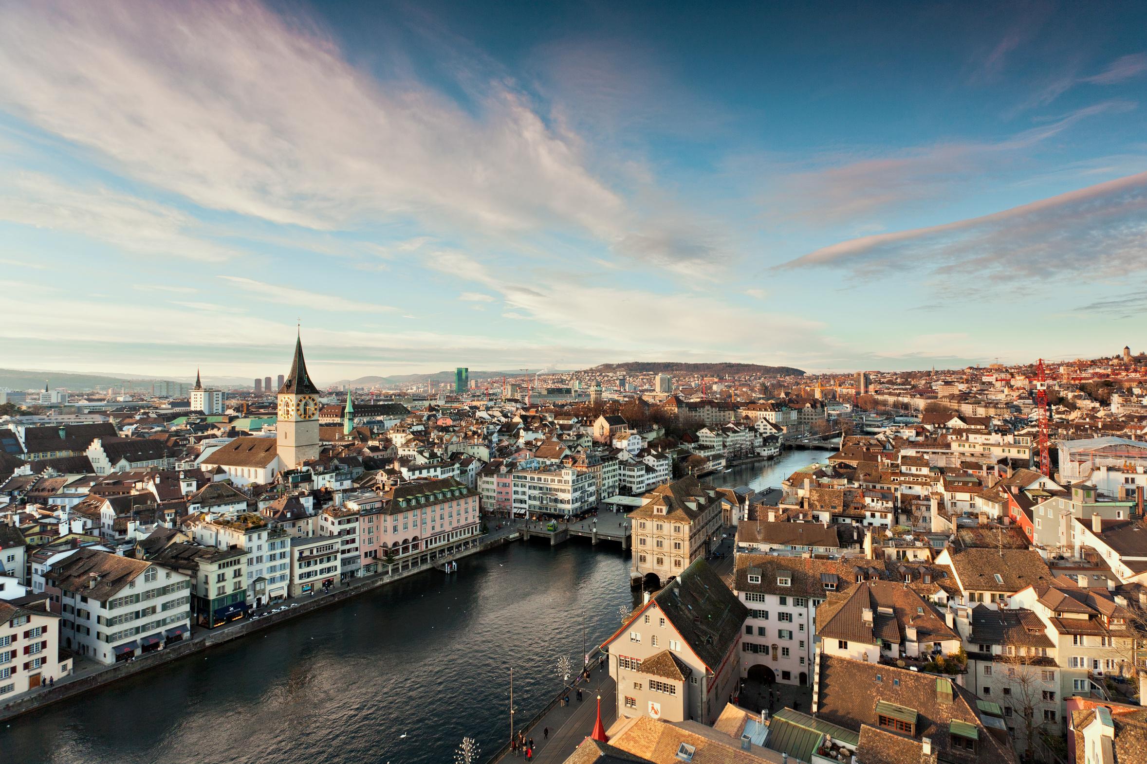 Zürich, wir sind Ihre Verwaltung