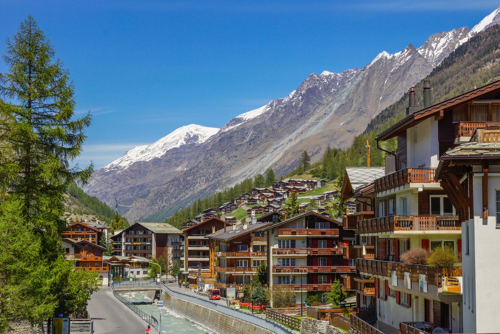 Verkaufen im Berner Oberland