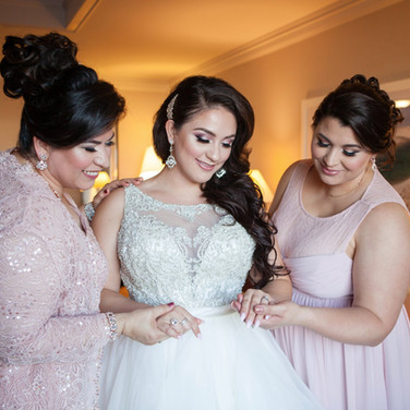 Bride at The Camby Phoenix Arizona