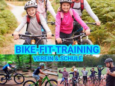 Infoveranstaltung am 7. Oktober 2021 zur Förderung des Aufbaus von BIKE-FIT-Trainingsstandorten