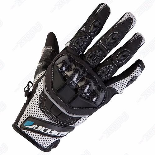 Spada MX-Air Gloves Black/White