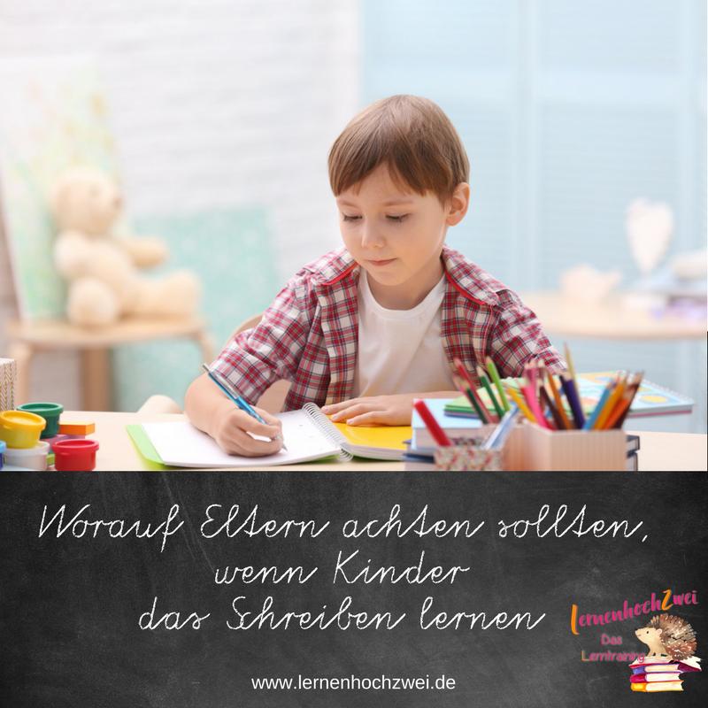 Schreiben lernen, schreiben, Kinder, Grundschule, Schule, Nachhilfe, LRS, Lernen, Eltern