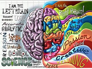 Märchenstunde Teil 2: Linke vs. rechte Gehirnhälfte